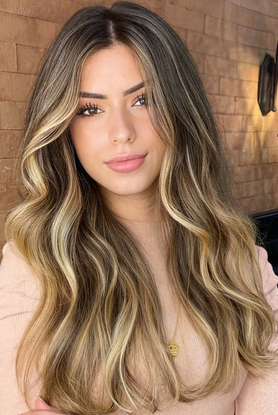 49 Gorgeous Blonde Highlights Ideas You Absolutely Have to Try : Beige Blonde highlights