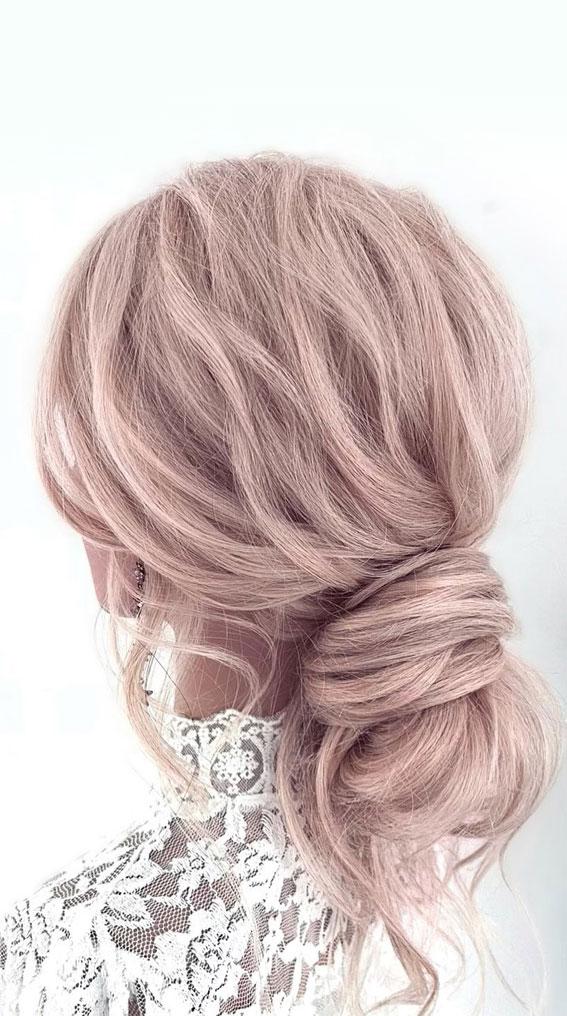 32 Classy, Pretty & Modern Messy Hair Looks : Effortless. Undone. Relaxed