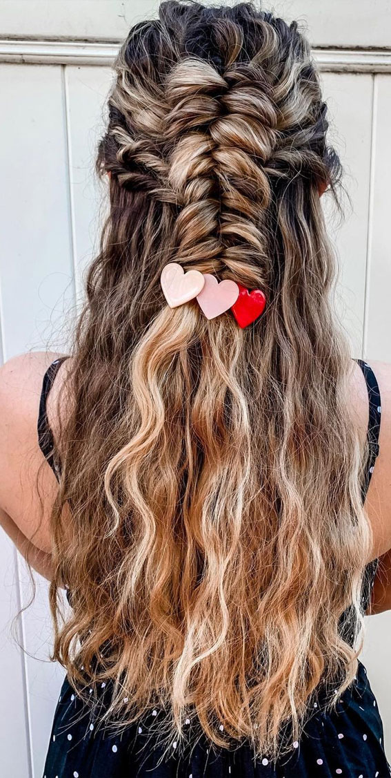 24+ Braid Hairstyles That Really Jazz Up Your Hair : Summer Braid Hairstyle
