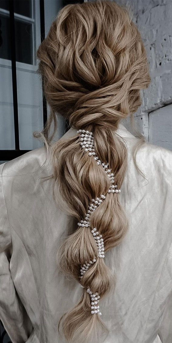 24+ Braid Hairstyles That Really Jazz Up Your Hair : Braid & Pearl