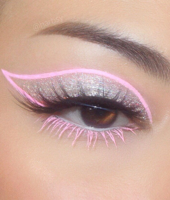 35 Cool Makeup Looks That'll Blow Your Mind : Soft Sweet Fairy Look