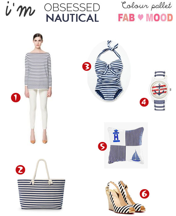 Nautical obsessed