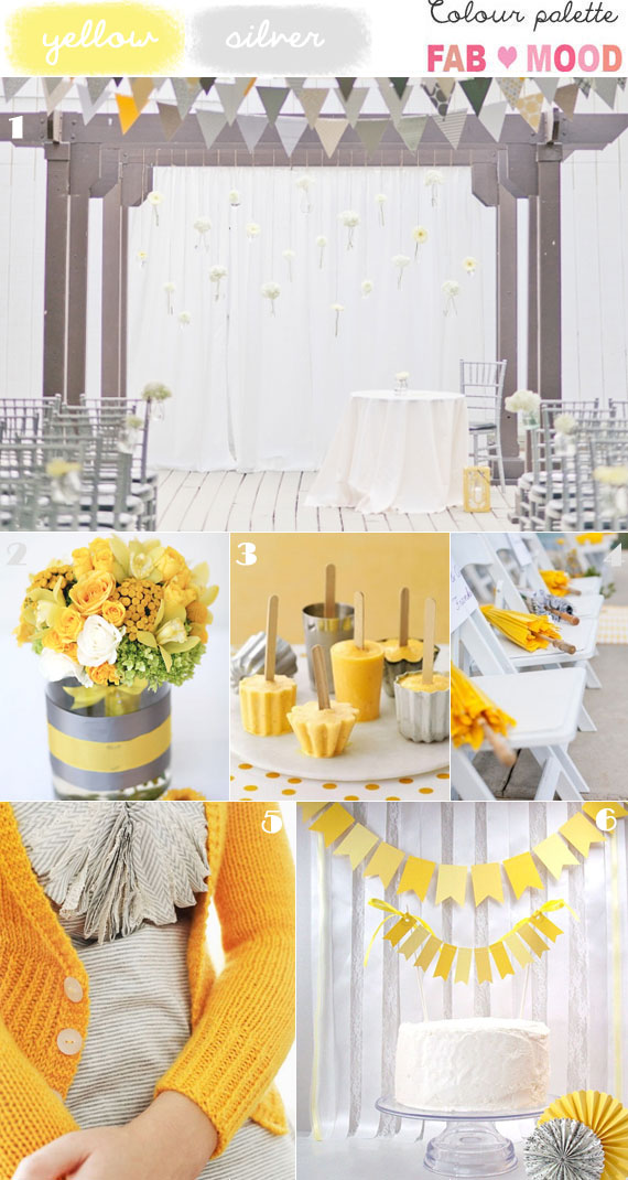silver yellow wedding colour palette, silver yellow wedding colors,silver yellow wedding colors palette,silver yellow wedding color scheme,grey yellow wedding colour mood board,silver yellow wedding theme