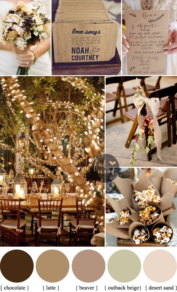 Autumn wedding ideas rustic autumn wedding ideas for Autumn wedding decoration ideas