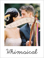 whimsical wedding