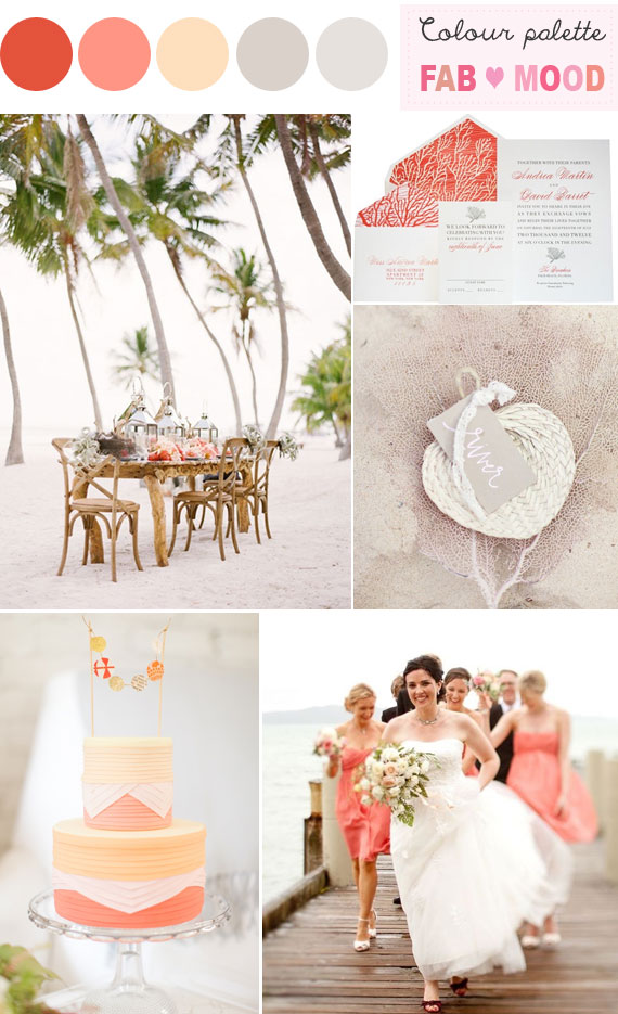 beach wedding ideas coral wedding color,beach wedding coral decor