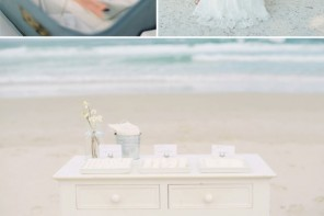 beach wedding ideas,neutral grey beach wedding