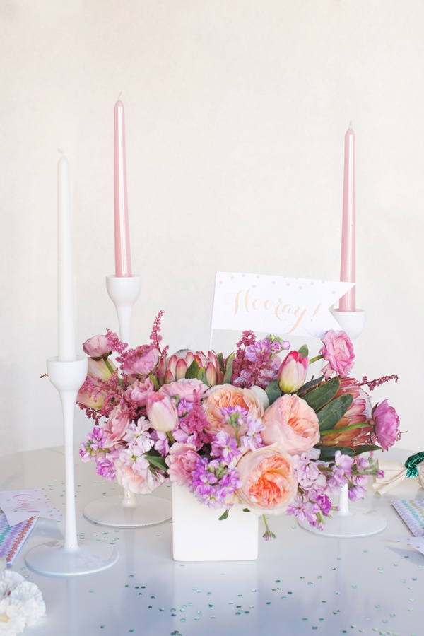 Wedding Centerpieces Flowers And Candles