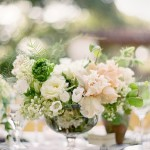 wedding centerpieces ideas,green white wedding centerpieces