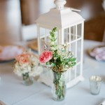 garden flower centerpieces, casual centerpieces, wedding centerpieces