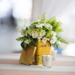 tea tin wedding centerpieces ideas, wedding centerpieces ideas