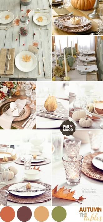 autumn wedding table setting, autumn tablescapes,autumn wedding ideas,autumn wedding place setting,autumn place setting