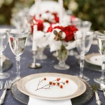 wedding reception decors,wedding reception ideas,Wedding table setting idea