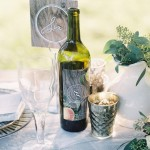 wedding reception ideas, wedding table setting ideas,wedding table number ideas