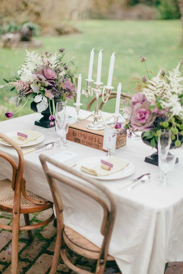 ideas for wedding table decorations rustic wedding table decoration ideas rustic 5074