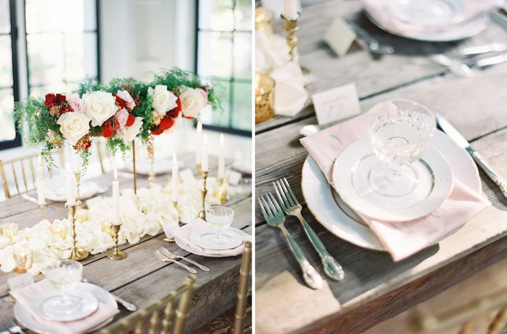 For The Table Wedding Reception Chic Outdoor Rustic Ideas