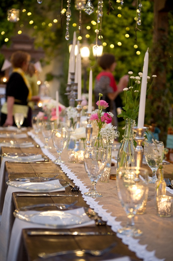 Merveilleux For The Table Vintage Wedding Reception,rustic Outdoor Wedding Table  Chic,rustic Wedding Table