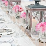 lantern wedding decor tablescapes,wedding tablescape,pink flower lantern wedding decor ,wood lantern
