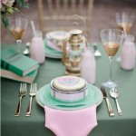 pink green wedding table setting,pink green wedding tablescape, pink green wedding table ideas,pink wedding table decor