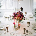 wedding tablescape ideas, wedding table setting ideas