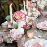 pink wedding setting ideas,pink wedding table setting, tablescapes