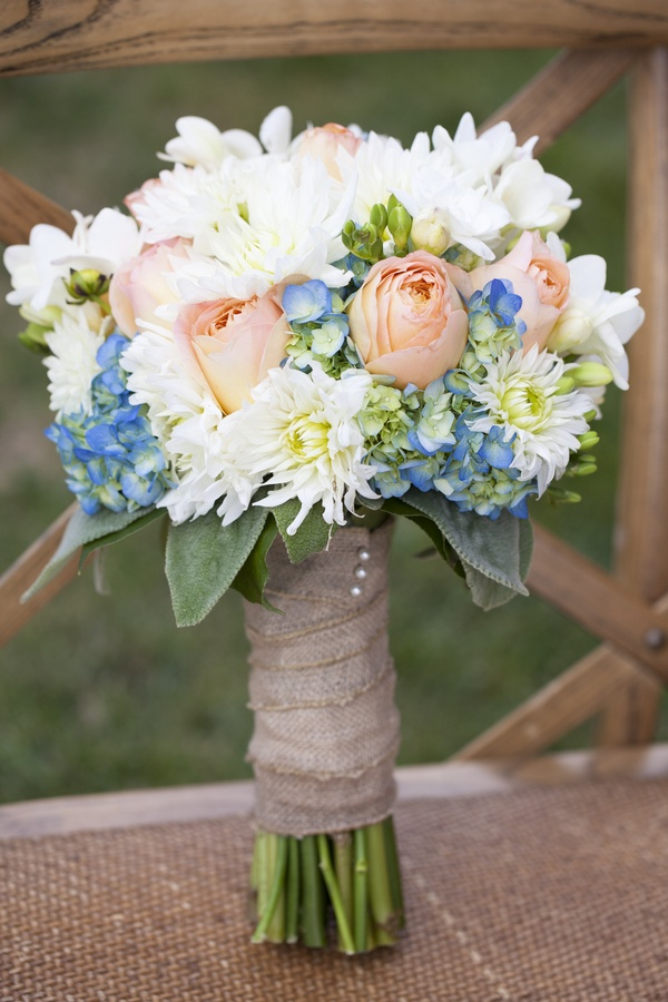 Rustic Wedding BouquetPastel Bouquet