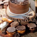 wedding cake,Chocolate Wedding Cake