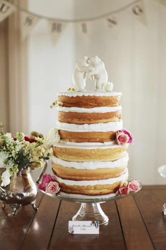 no frosting wedding cake 2 tiers no frosting wedding cake 17906