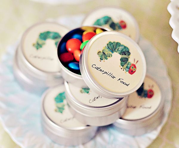 Sweet Wedding Favors Ideas Wedding Candy Favors