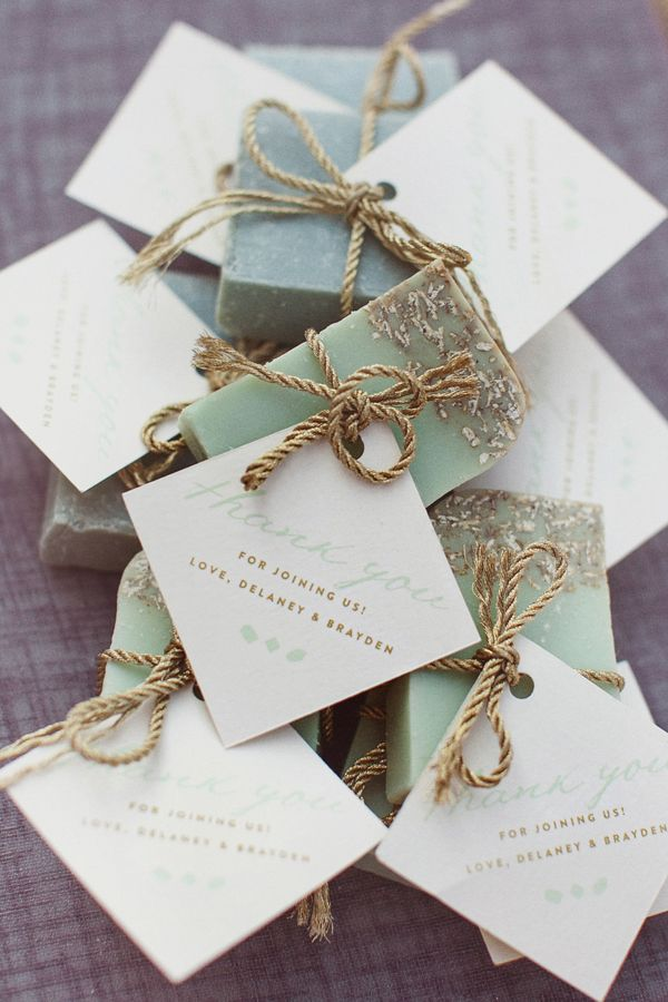 Soap Wedding Favour Favours Ideas Handmade Favors Diy
