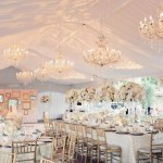 tent wedding receptions decoration