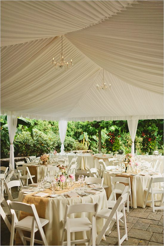 Simple Wedding Reception Decors