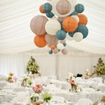 lantern wedding reception, wedding reception ideas