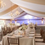 marquee wedding reception,elegant pink tented wedding