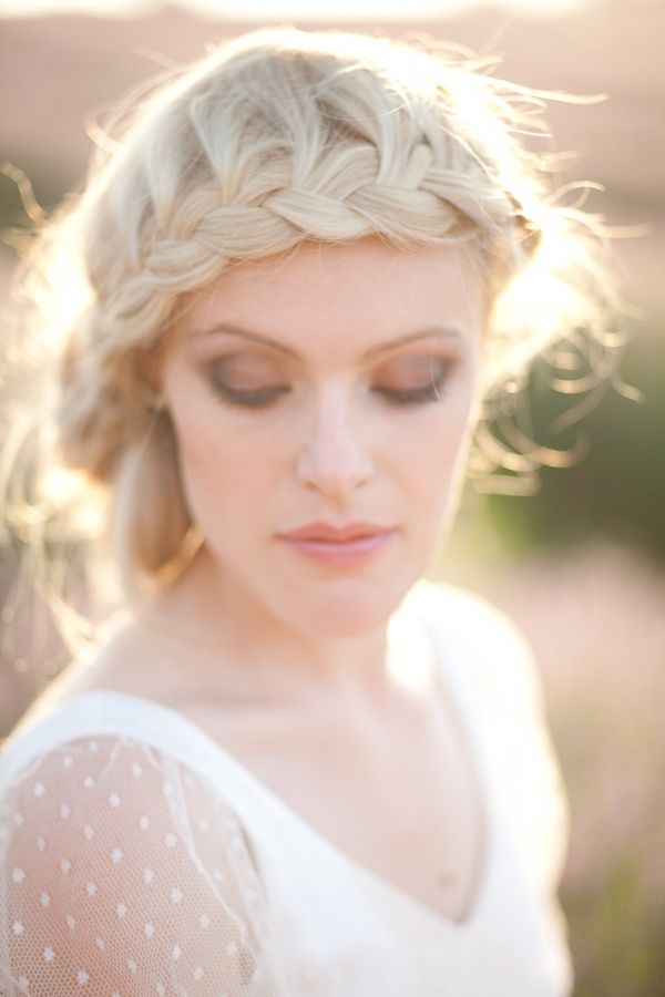 braided updo wedding hair,autumn bride hair,autumn bridal hairstyle