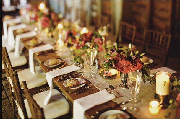 Autumn Wedding Centerpiecesautumn Table Setting