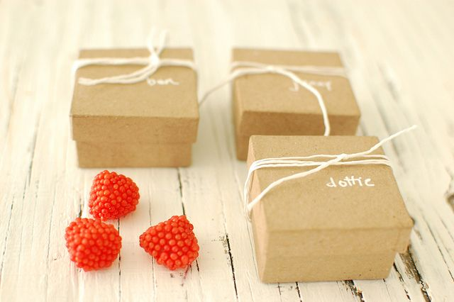 Home Made Wedding Favors Edible Favour Ideas Favor