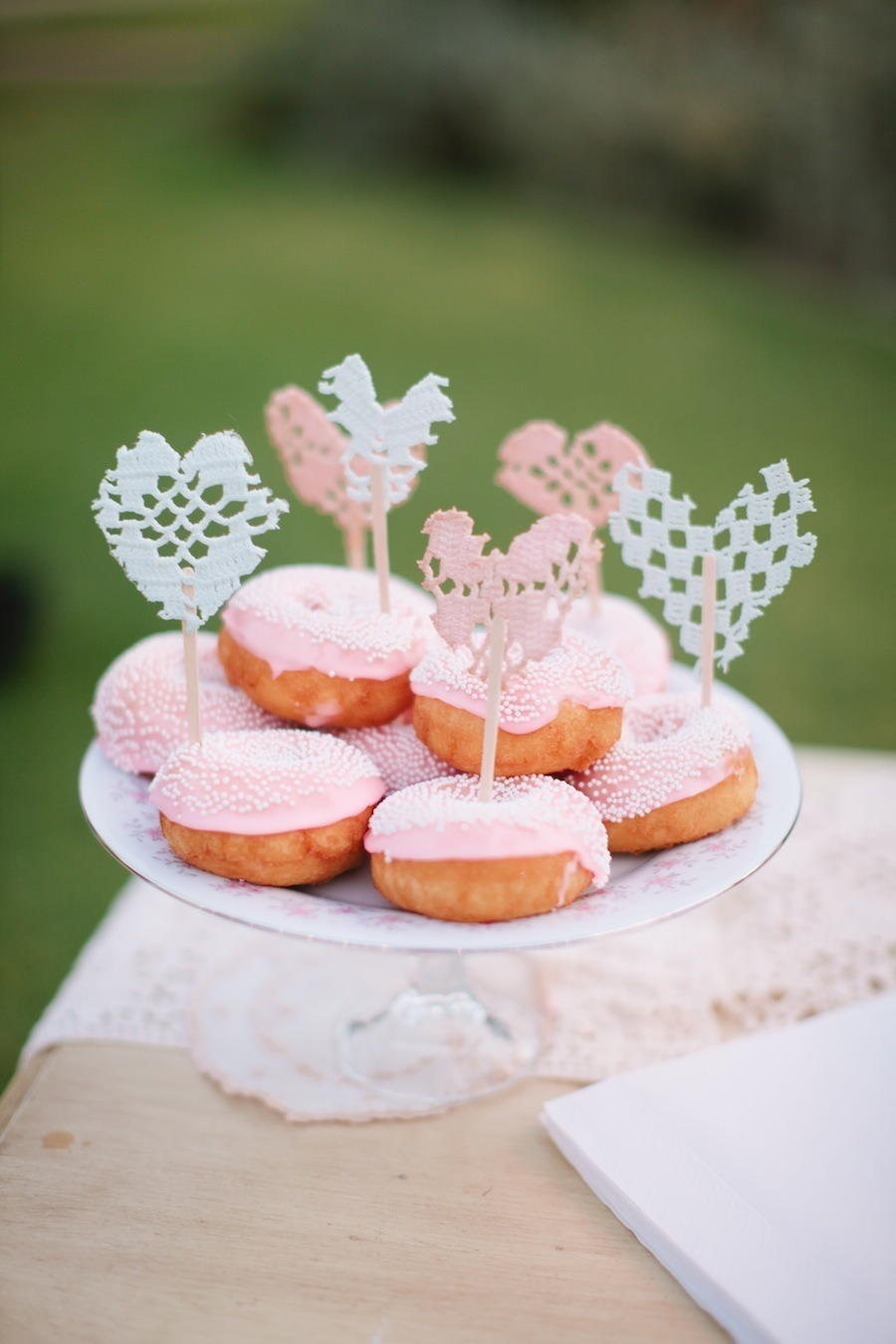 Wedding dessert ideas that are not cake wedding dessert for Dessert cake ideas