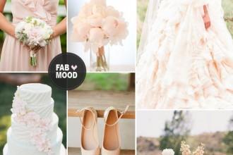 mint blush wedding color,light green blush wedding color