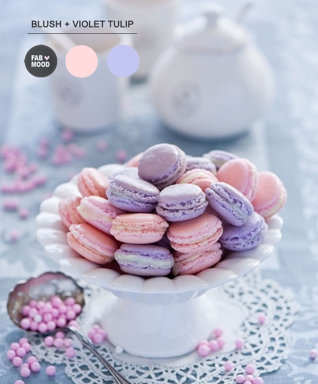 Beautiful Colour Trend Spring 2014 Read more https://www.fabmood.com/colour-trend-spring-2014-radiant-orchid/ Radiant orchid + Violet Tulip color tren spring summer 2014,pantone viloet tulip wedding palette,radiant orchid gold,soft purple cupcake,lavender cupcakes