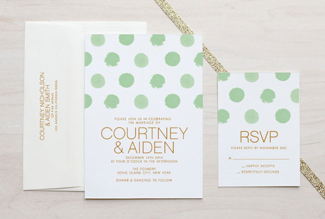 Hemlock wedding color palette read more https://www.fabmood.com/hemlock-pantone-colors-2014/ wedding colors combinations,pantone colors 2014,wedding colours palettes,hemlock wedding palette,color trends spring 2014,wedding colors palettes theme,mint gold wedding invitations