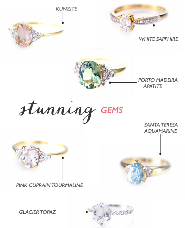 Read more gemstone engagement rings,Timeless Jewelry pieces Fab Mood - http://www.fabmood.com/gemstone-engagement-rings/ wedding ring,engagement rings ,beautiful gem stone engagement ring