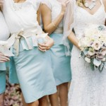 Mint Bridesmaids
