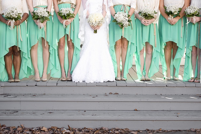Mint bridesmaids mint bridesmaids dresses for Mint bridesmaid dresses wedding