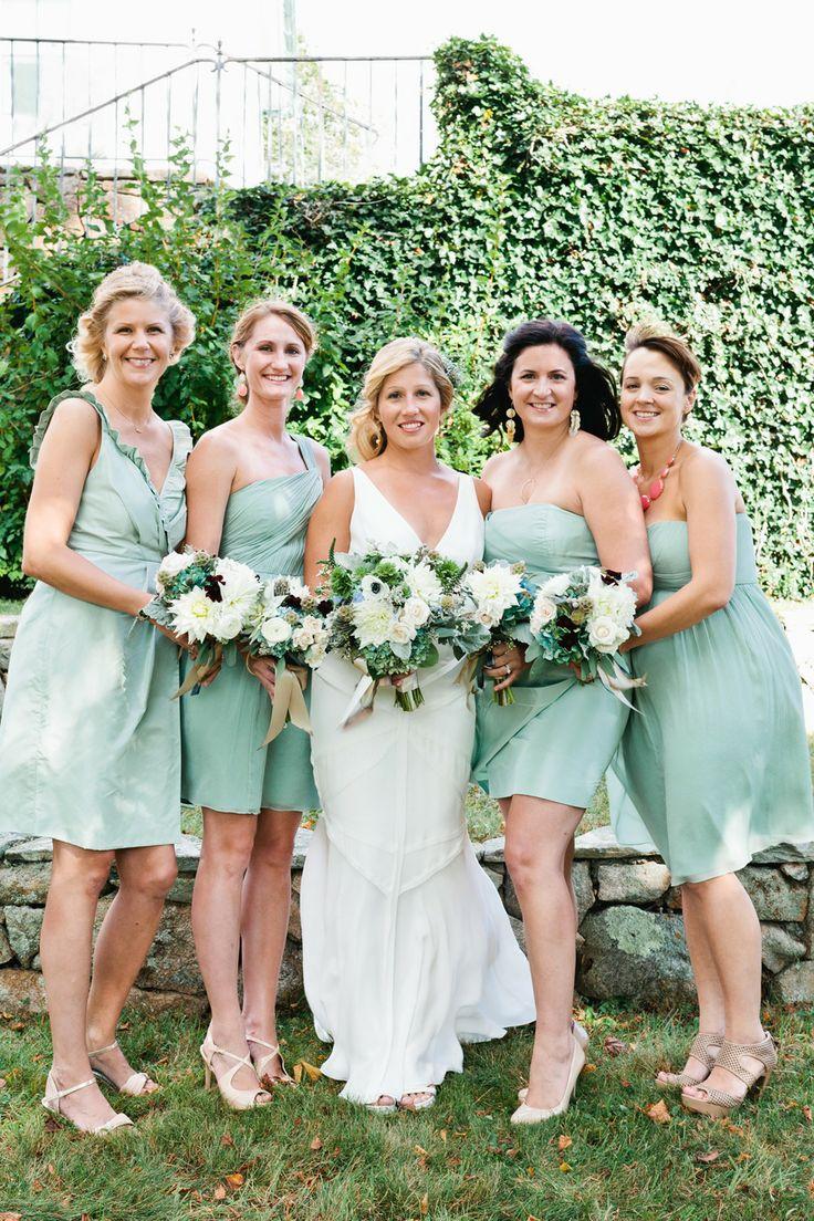 Mint Bridesmaids Mint Bridesmaids Dresses