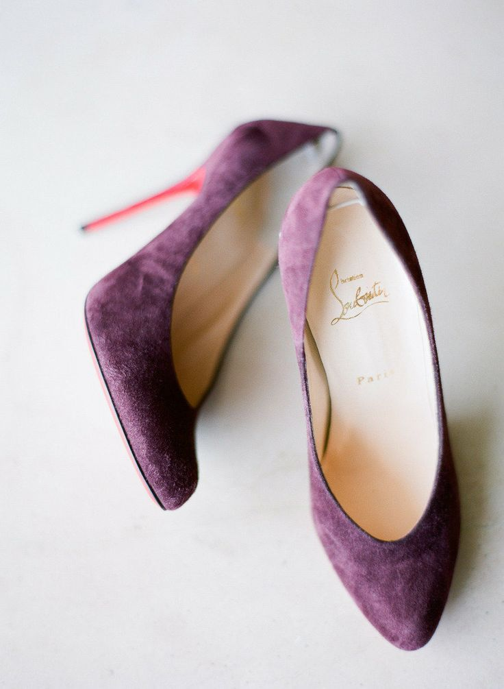 Gorgeous wedding shoes see more https://www.fabmood.com/gorgeous-wedding-shoes/ wedding shoes heels #Louboutin #weddingshoes