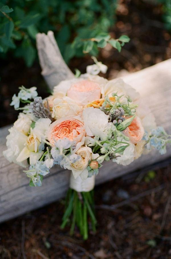 Bridal Bouquet Garden Roses : Beautiful bouquets garden roses bouquet