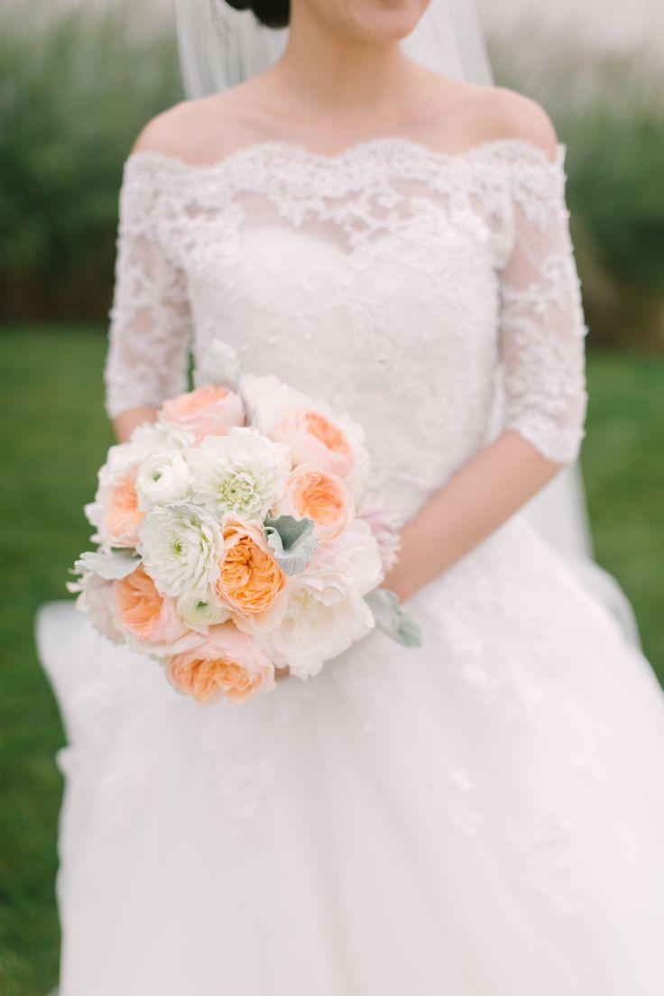 Garden roses bouquet,garden roses bridal bouquet