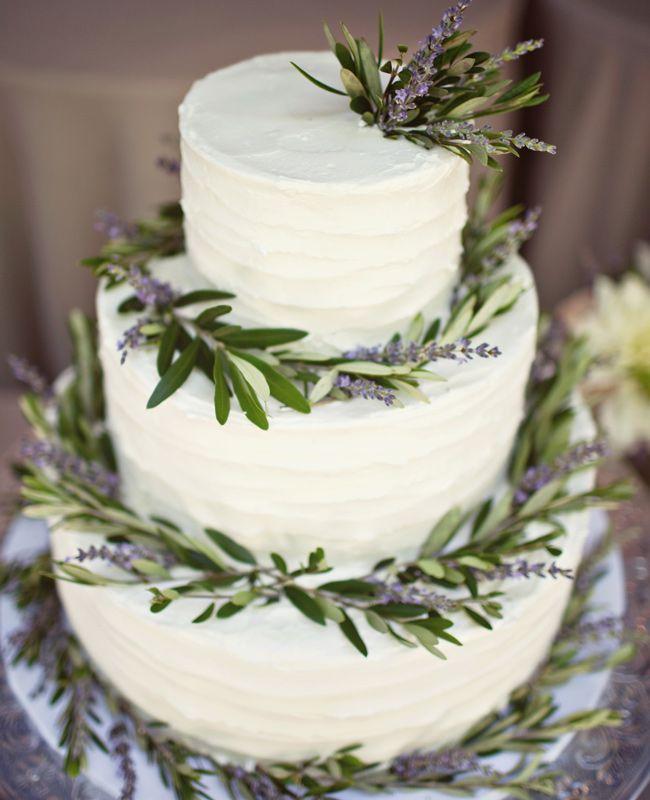 Lavender Wedding Cakes Lemon Lavender Wedding Cake