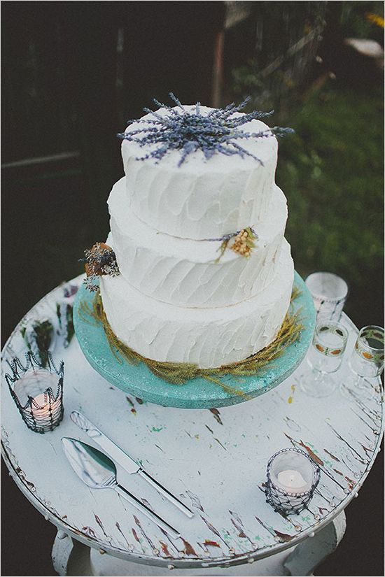 lavender wedding cake fall wedding ideas
